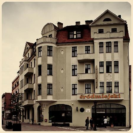 Photo of Hotel Srodmiejski Zielona Gora