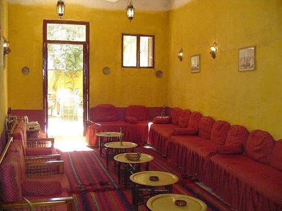 La Maison de Pythagore: Salon