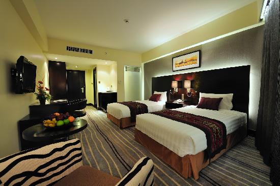 Ming Garden Hotel & Residences: Deluxe Room
