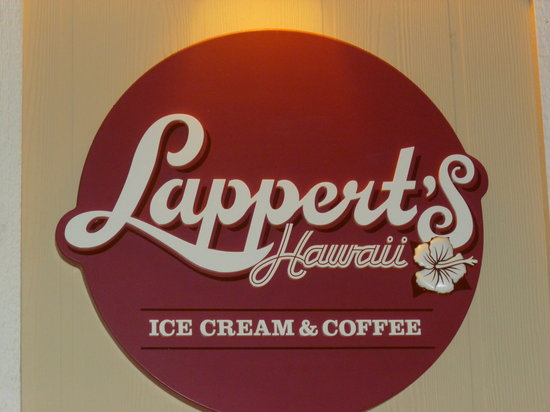 Lappert's Ice Cream: Their logo