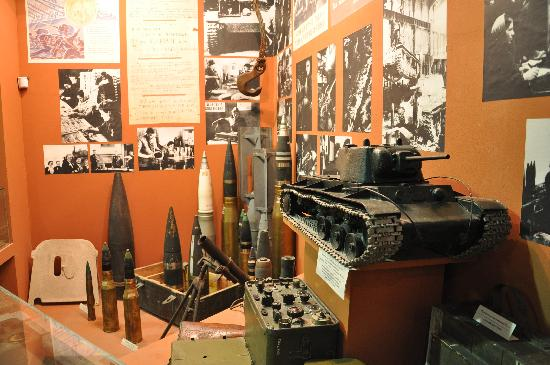 State Memorial Museum of Leningrad Defense and Blockade: An excellent museum