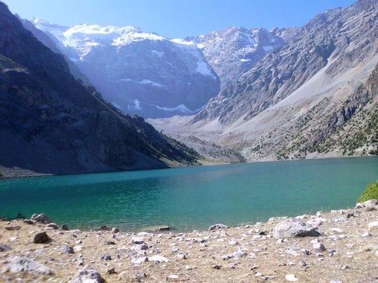 Artuch, Tadschikistan: Kulikalon lake