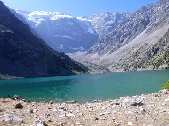 Artuch, Tajikistan: Kulikalon lake