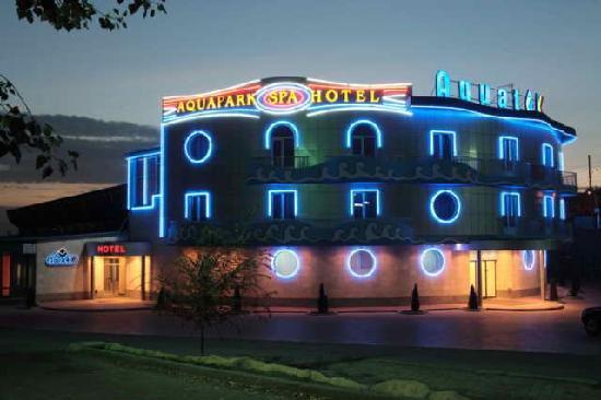 Aquatek Resort and SPA : Aquatek Bulding