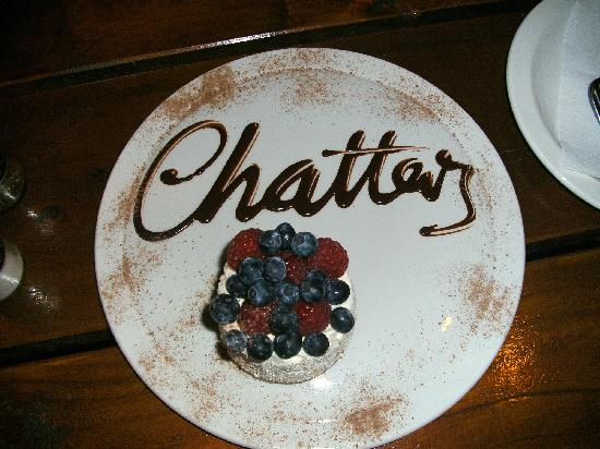 Chatters Bistro: Famous Cheese cake