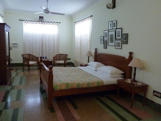 The Bangala: chambre RdeC