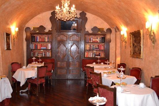 Boutique Hotel Campo de Fiori: Breakfast room