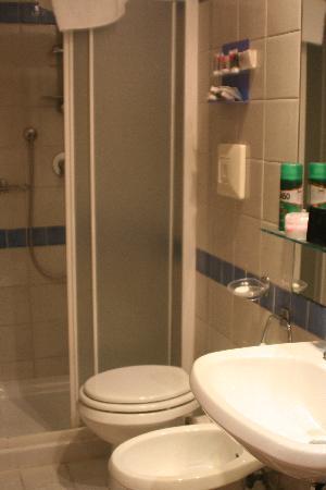 Botticelli Hotel: Il bagno