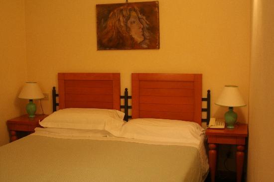 Botticelli Hotel: La nostra camera 206