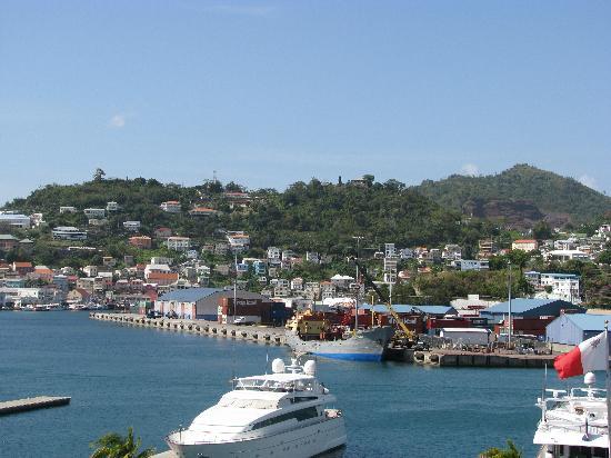 The Grenada Chocolate Company: port louis