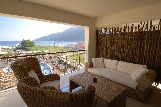 Enodia Hotel: SUITE VERANDA