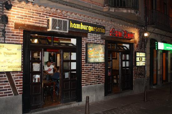 Hamburgueseria San Luis