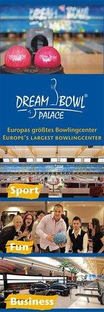 Unterfohring, Germany: Europas größtes Bowlingcenter