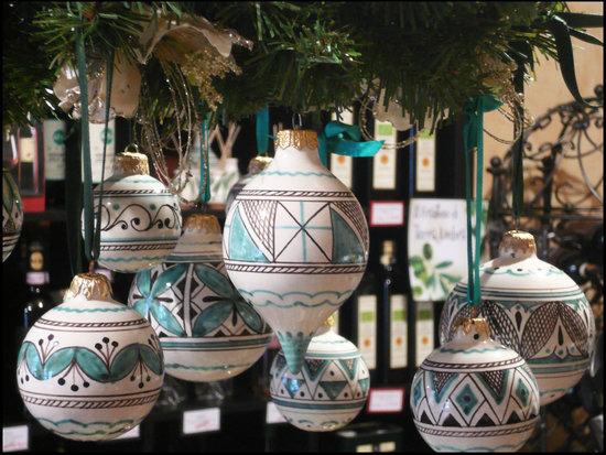 Decorazioni Artigianali Natalizie.Decorazioni Natalizie Artigianali Picture Of Terra Umbra Assisi
