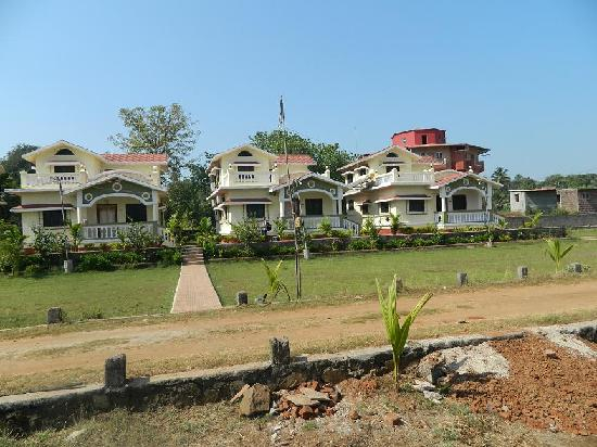 Mauli Resort : a different angle