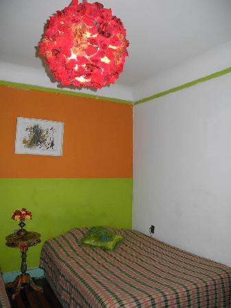 Don Santiago Hostel: habitacion
