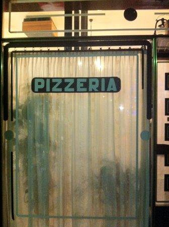 La Greppia: The window