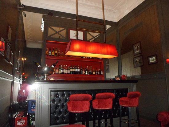 Grande Hotel Do Porto: Bar