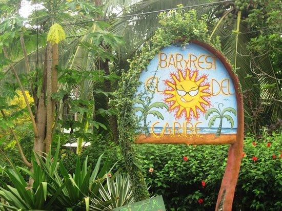 Sol Del Caribe: restaurant