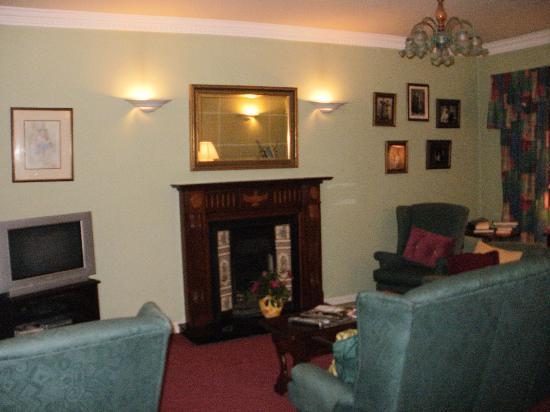 Annabella Lodge B&B: lounge