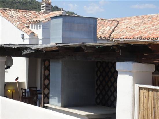 Veraclub Costa Rey: l'aspiratore fuori dalla porta