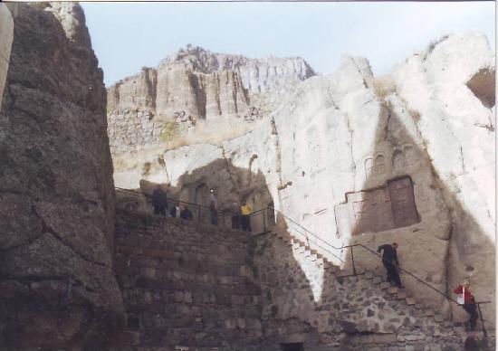 The Monastery of Geghard: Geghard monestary