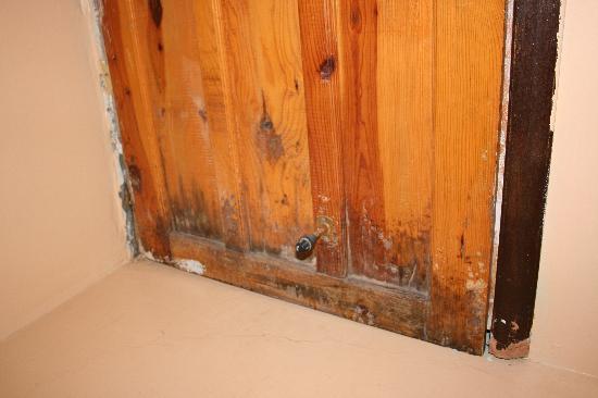 Nova Beach: Der var skimmelsvamp på dørene og andre steder