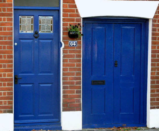Number 64: Our front door