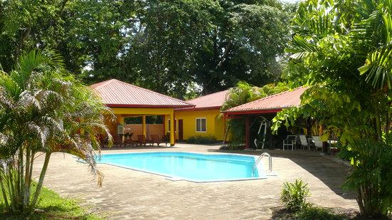 Kekemba Resort Paramaribo : The resort