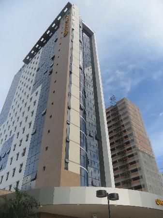 Quality Hotel Manaus: Fachada