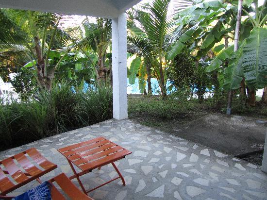 Gwada Reves: Vue sur la piscine