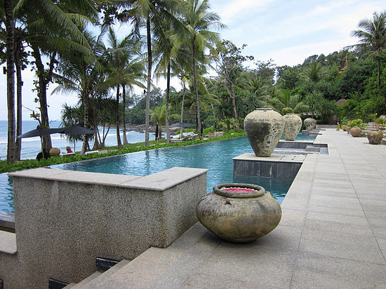 Trisara Phuket: Big pool