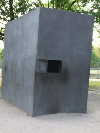 Memorial to the Homosexuals Persecuted Under the National Socialist Regime
