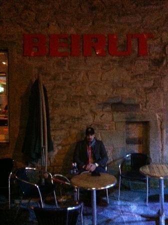 Beirut: Ahmad harb