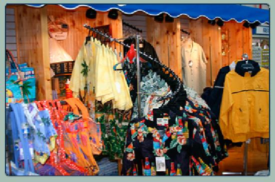 Green Turtle Bay Resort: Ships Chandlery - Nautical Fashions, Marine Parts & Accessories
