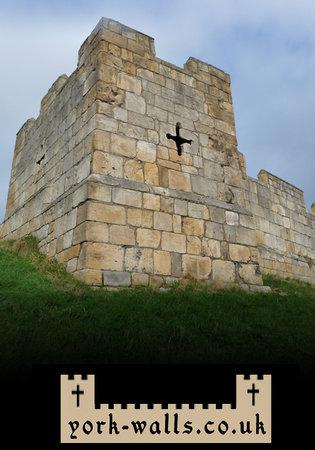 Mur d'enceinte : York Walls