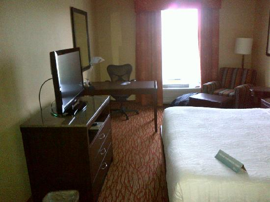 Holiday Inn Express Hotel & Suites Watertown-Thousand Islands: Room 3