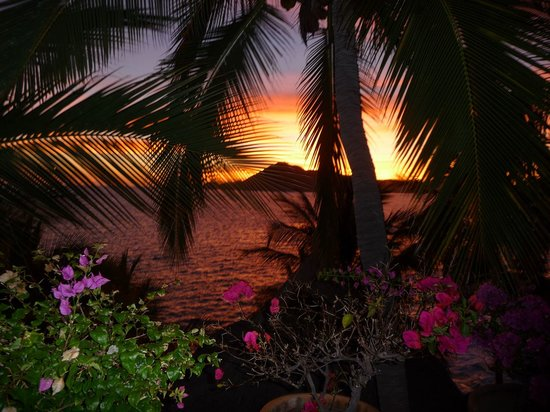 Pepes Hideaway: A spectacular sunset