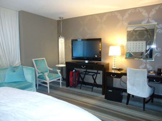 The Nines, a Luxury Collection Hotel, Portland: My room at The Nines