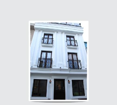 Kumru Hotel: Hotel Facade