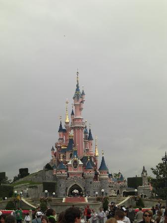 Parque Disneylandia: Castillo de la Bella Durmiente
