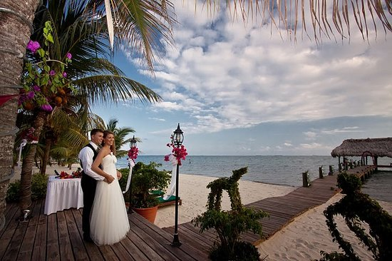 Chabil Mar: Wedding Bliss - Destination Weddings in Belize