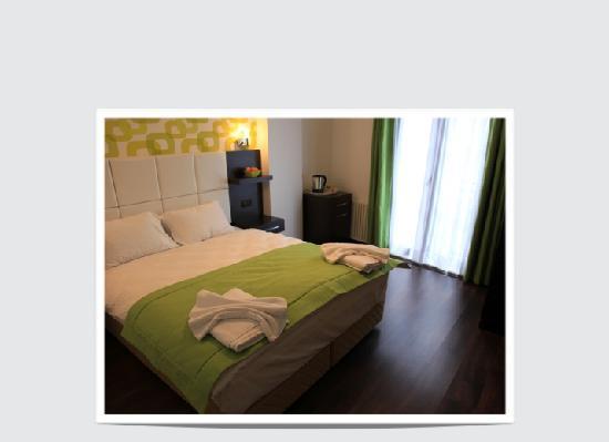 Kumru Hotel: standard double