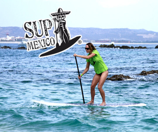 SUP Mexico: Los Cabo Connection for SUP & Surf