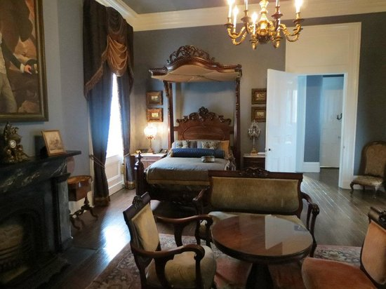 Nottoway Plantation Resort: Master Bedroom