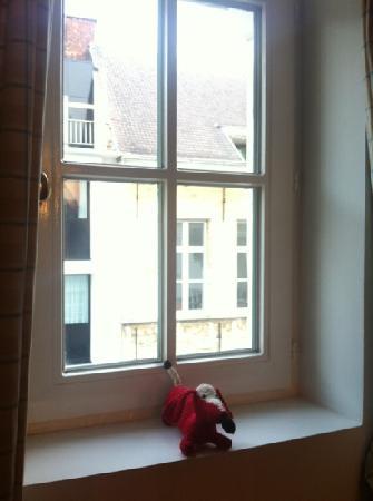 SLH De Witte Lelie Antwerp : room view