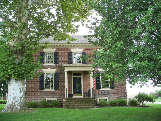 Mannington, NJ: Barrett's Plantation House B & B