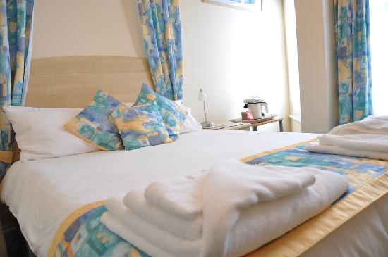 Mount Edgcombe: One of our En Suite Standard Double Rooms