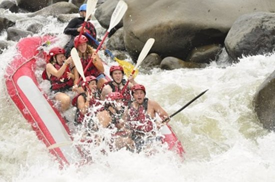 La Virgen, Costa Rica: The Best Rafting