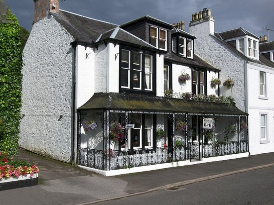 Front of Buchan Guest House